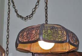 Amazing Old Hanging Lamp