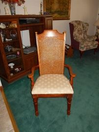One of the Capt. Chairs