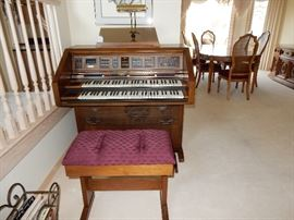 Wow what sounds,  A Genius Specialty Organ by Lowery the MX STYLE SERIES, Fully equipped