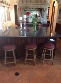 McGuire bar stools we have 4