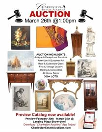 Flyer March 2017 Auction