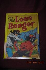 1940 Lone Ranger Comic