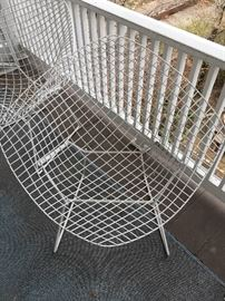 Knoll Bertoia Diamond Lounge Chair (2)