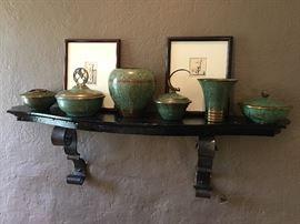 Carl Sorensen ceramics