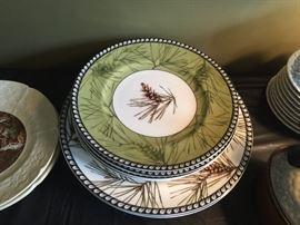 Dinnerware Set Lenox, partial set
