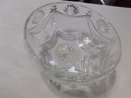 Waterford Crystal Bowl Marquis Ariel 7 in