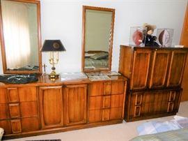 MCM Bedroom Suite