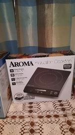 Aroma Single burner