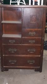 Antique Banker/ Book Keeper desk