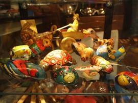Some great tin-litho toys!