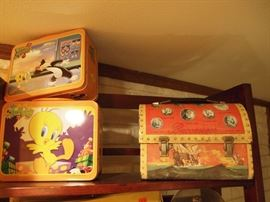 Buccaneers tin lunchbox