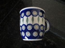 Selection of Polish Pottery