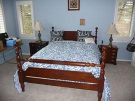 Cherry Bed