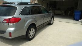 2011 Subaru Outback with 28,945 miles!  $16,500 OBO 2.5I limited