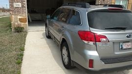 2011 Subaru Outback with 28,945 miles!  $16,500 OBO, 2.5I limited.