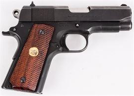 Lot 2 - Gun Colt MK IV Series 80 45ACP Semi Auto Pistol