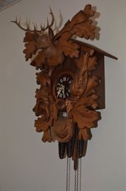 Swiss Made Cuckoo Clock