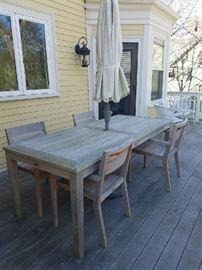 winchester deck