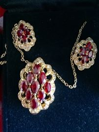 One of MANY jewelry sets