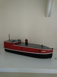 Vintage Ship Models