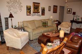 1. furniture sofa den
