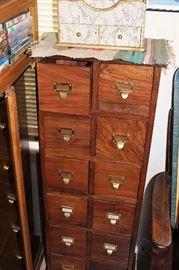 furniture card cabinet
