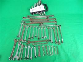 Combination Wrenches - Approx. 48