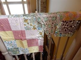 Some of the Vintage Linens we have available.