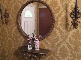 Mirrors & wall decor