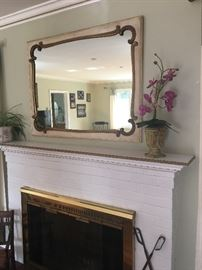 Mirrors and wall decor