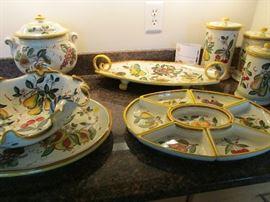 Deruta Italian Porcelains