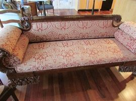 Highly Cared Vistorain Settee
