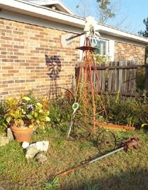 Great yard art