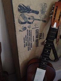 Folk Guitar Outfit - NIB