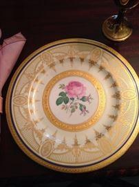 "Exquisite Laurelton Ware china, ""Fondeville"" - New York"