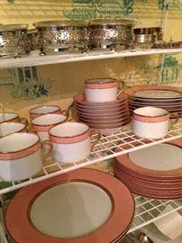 """Renaissance"" dishware"