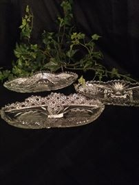 More lovely serving dishes