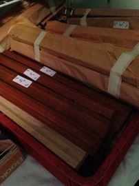 Never used Mah Jongg tile trays/racks