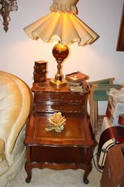 Lots of French Provincial furniture