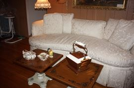 Ethan Allen occasional tables