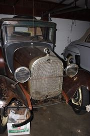 Working Model A Ford