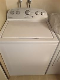 Whirlpool Washer - 6 months new! In wonderful condition!