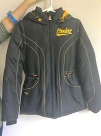 Pittsburgh Steelers ladies jacket