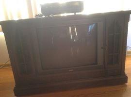 Vintage TV Console