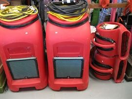 Heavy Duty Dryers / Air Movers!!