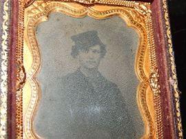 daguerreotypes - soldier
