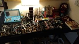COSTUME JEWELRY & SMALLS
