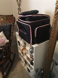 Mary Kay bags! Also new size 8 shoes!