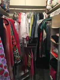 5 closets worth of Chico's clothing! Sizes 2-12