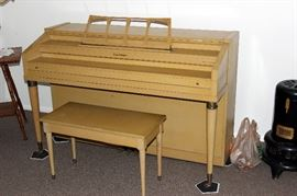 Kohler & Campbell Upright Piano.  Very good condition.